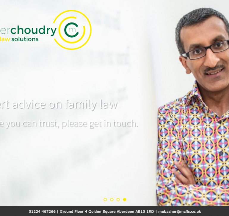 Mubasher Choudry Family Law Services